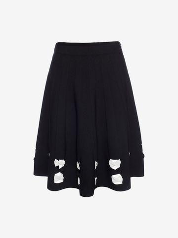 ALEXANDER MCQUEEN A-Line Skirt Skirt D f