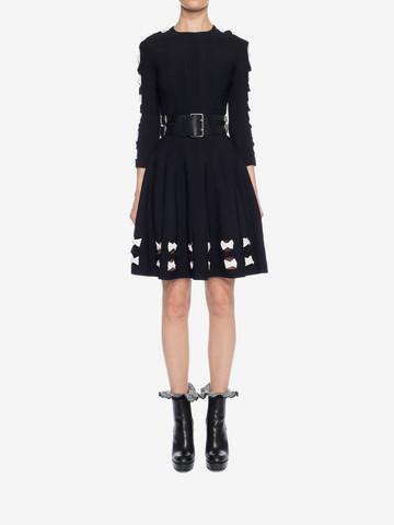 ALEXANDER MCQUEEN A-Line Skirt Skirt D r