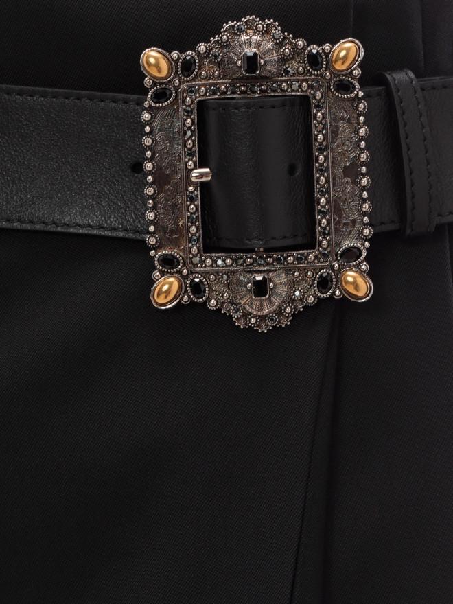 ALEXANDER MCQUEEN Kilt Trousers Skirt D r