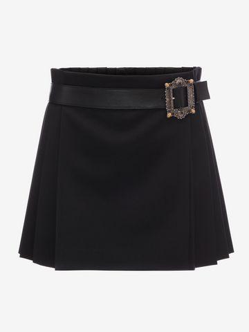 ALEXANDER MCQUEEN Kilt Trousers Skirt D f