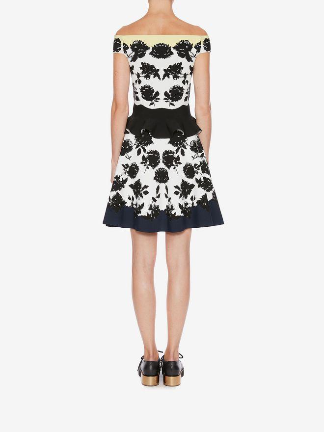 ALEXANDER MCQUEEN Knitted Mini Skirt Skirt Woman e