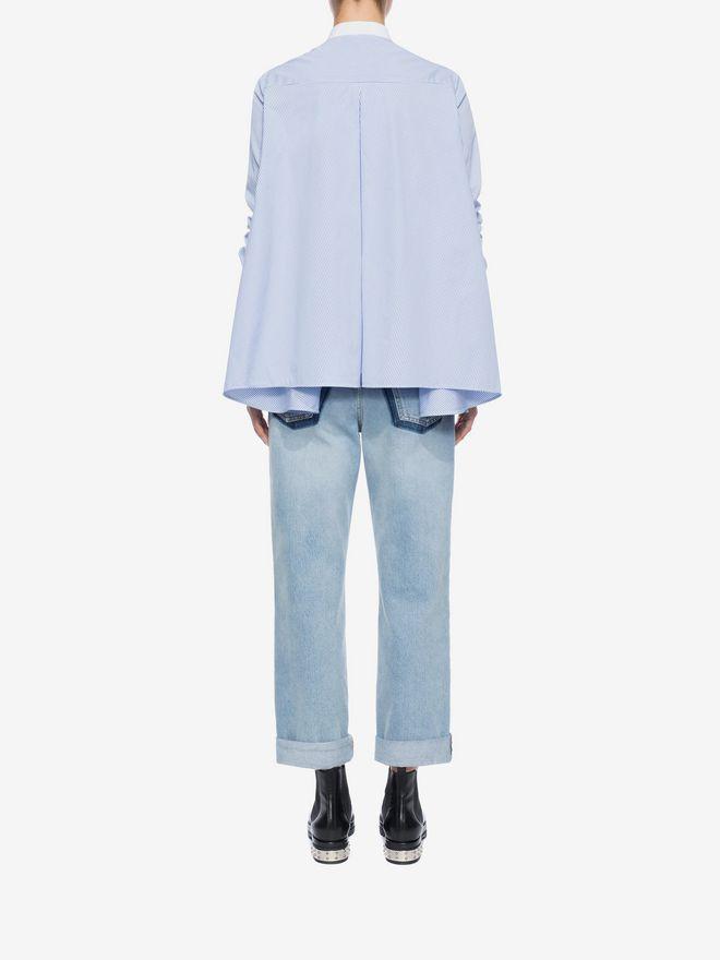 ALEXANDER MCQUEEN Boyfriend Denim Jeans Jeans D e