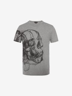 ALEXANDER MCQUEEN T-shirt U Classic T-Shirt f