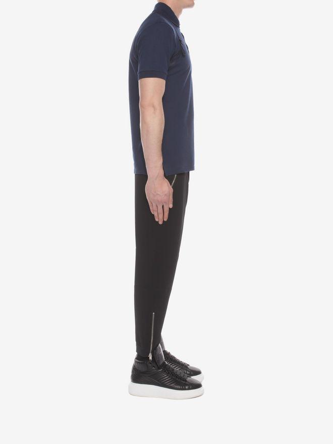 ALEXANDER MCQUEEN Harness Polo Polo Shirt U d