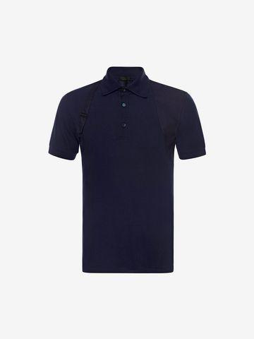 ALEXANDER MCQUEEN Harness Polo Polo Shirt U f