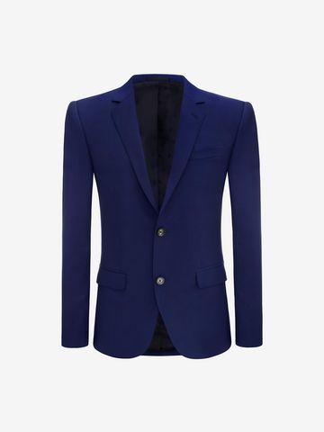 ALEXANDER MCQUEEN Classic Jacket Tailored Jacket U f