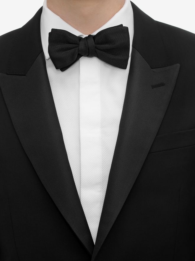 ALEXANDER MCQUEEN Peak Collar Jacket Tailored Jacket U a
