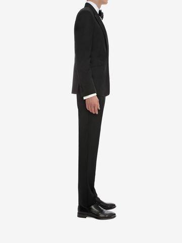 ALEXANDER MCQUEEN Peak Collar Jacket Tailored Jacket U d