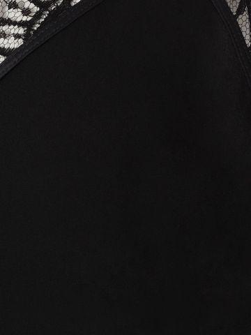 ALEXANDER MCQUEEN Double Silk Georgette Camisole Top Top D a