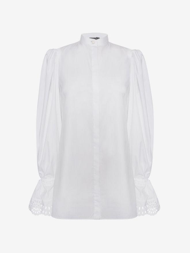 ALEXANDER MCQUEEN Exaggerated Sleeve Shirt Shirts D f