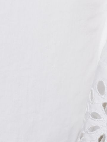 ALEXANDER MCQUEEN Exaggerated Sleeve Shirt Shirts Woman a