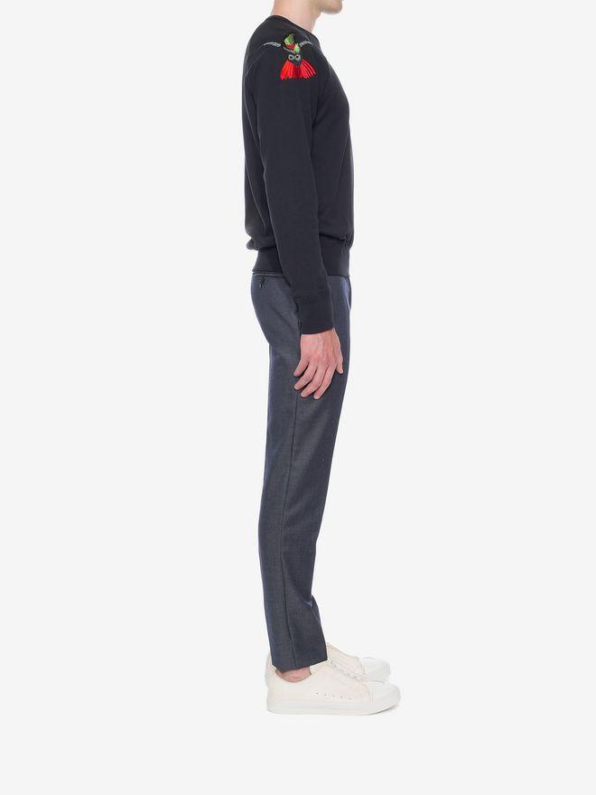 ALEXANDER MCQUEEN Organic Sweatshirt Sweatshirt U d