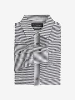 ALEXANDER MCQUEEN Long Sleeve Shirt U Ribcage Shirt f
