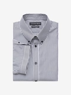ALEXANDER MCQUEEN Short Sleeve Shirt U Medium Stripe Shirt f