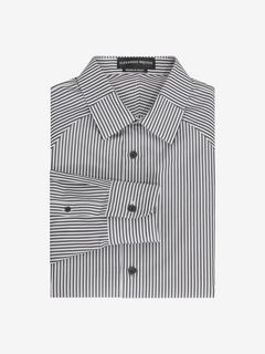 ALEXANDER MCQUEEN Long Sleeve Shirt U Narrow Stripe Harness Shirt f