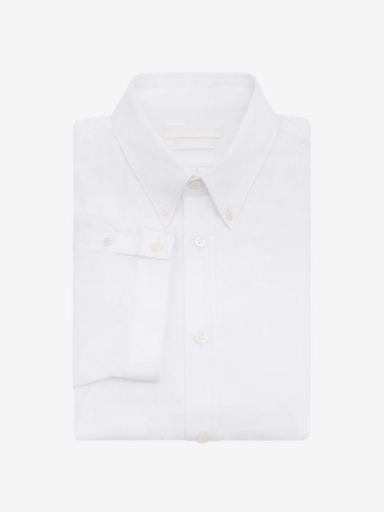 ALEXANDER MCQUEEN 短袖衬衫 U 短袖衬衫 f