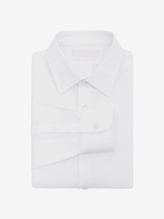 ALEXANDER MCQUEEN 长袖衬衫 U 经典衬衫 f