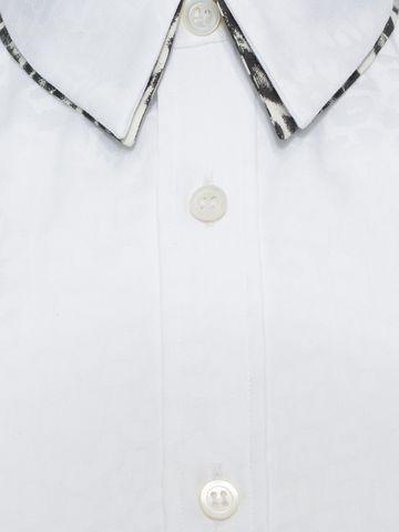 ALEXANDER MCQUEEN Leopard Print Shirt Long Sleeve Shirt U l
