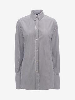 ALEXANDER MCQUEEN Shirts D Oversized Shirt f