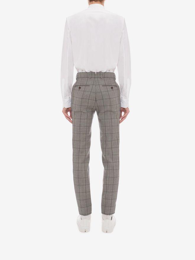 ALEXANDER MCQUEEN Organic Cotton Shirt Long Sleeve Shirt Man e