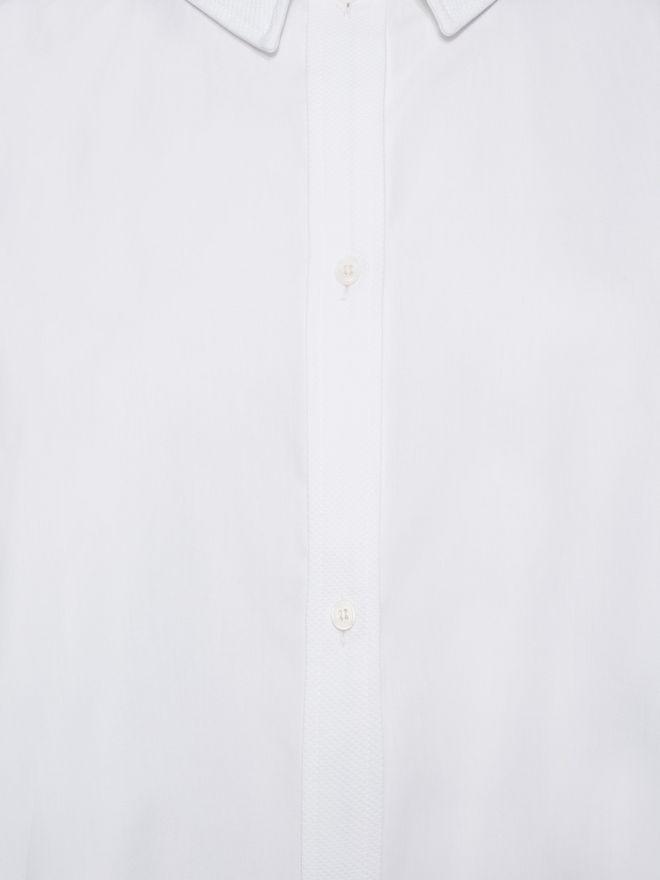 ALEXANDER MCQUEEN Oversized Poplin Shirt Shirts Woman a