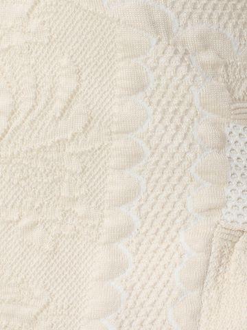 ALEXANDER MCQUEEN 3/4 Sleeve V-Neck Cardigan Knitwear Woman a