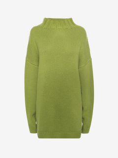 ALEXANDER MCQUEEN セーター D Oversized Chunky Knit Jumper f