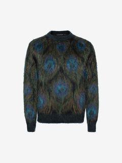 ALEXANDER MCQUEEN Jumper U Mohair Sweater f