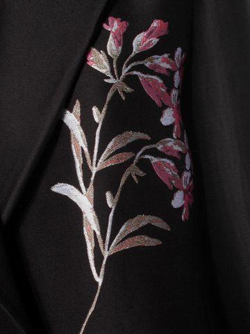 ALEXANDER MCQUEEN Vanity Obsession Jacquard Coat Coat D a