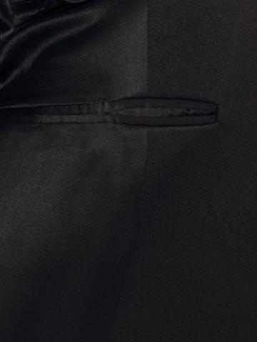 ALEXANDER MCQUEEN Double Breasted Charm Tuxedo Jacket Jacket D m