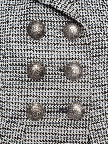 ALEXANDER MCQUEEN Double-Breasted Cape Coat Coat D a