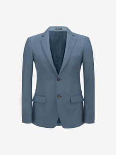 ALEXANDER MCQUEEN Tailored Jacket U Slim Jacket f
