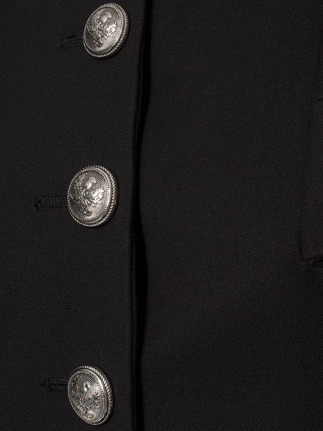 ALEXANDER MCQUEEN Military Frock Jacket D a