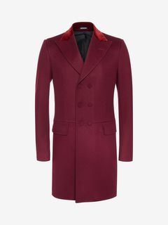 ALEXANDER MCQUEEN Coat U Fitted Coat f