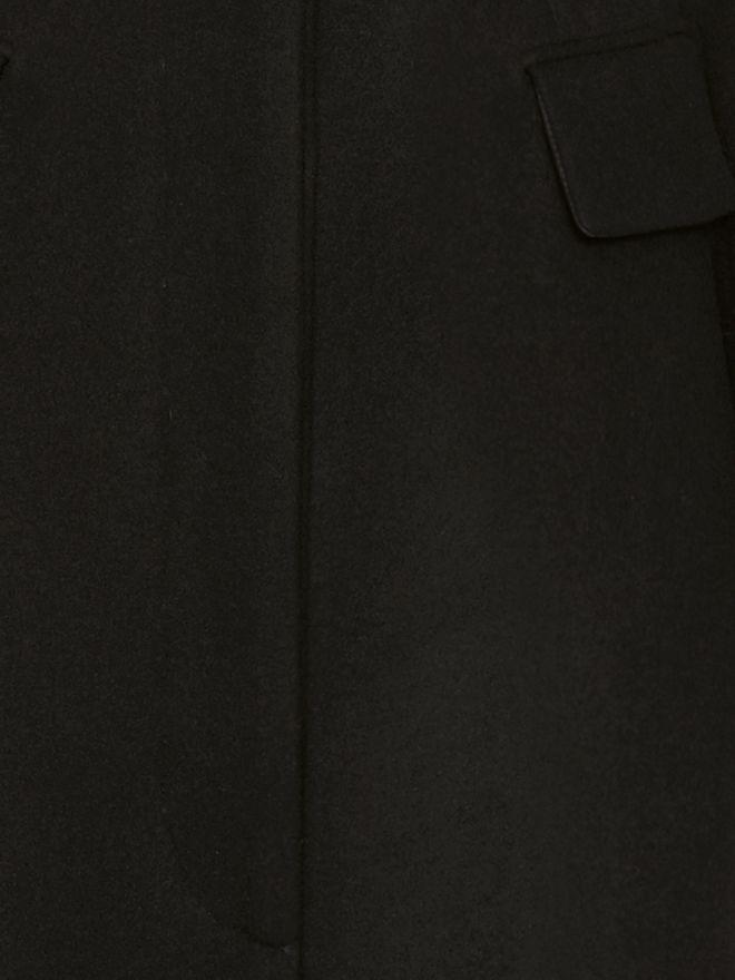 ALEXANDER MCQUEEN Cashmere Corset Coat Coat D a