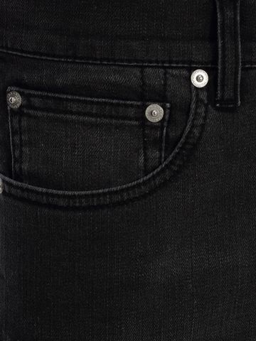 ALEXANDER MCQUEEN Black Skinny Fit Jeans Jeans Man a