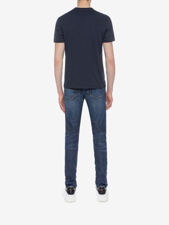 ALEXANDER MCQUEEN Stretch Denim Jeans Jeans U e