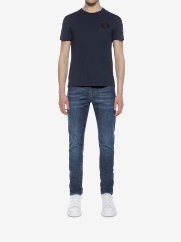 ALEXANDER MCQUEEN Stretch Denim Jeans Jeans U r