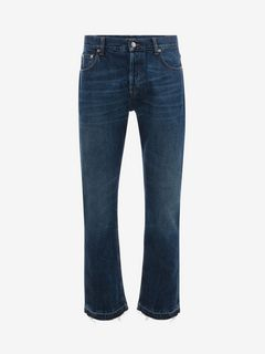 ALEXANDER MCQUEEN Jeans U Classic Skinny Jeans f