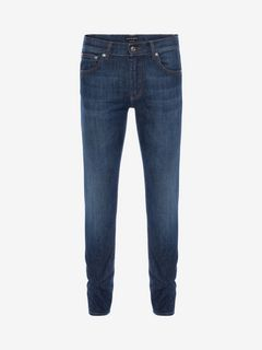 ALEXANDER MCQUEEN Jeans U Fitted Jeans f