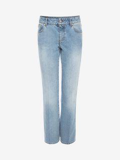 ALEXANDER MCQUEEN Jeans D Kickback Jeans f