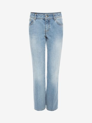 Outlet Best Sale Cheap Looking For Kickback jeans Alexander McQueen Cheap Usa Stockist Outlet Store Sale Online yUBRGVYy8