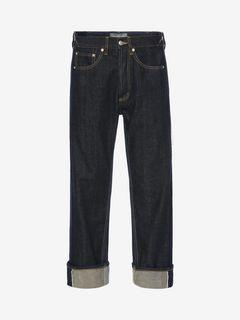 ALEXANDER MCQUEEN Jeans U Selvedge Jeans f