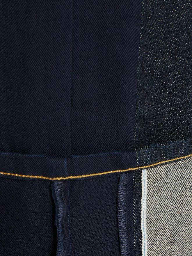 ALEXANDER MCQUEEN Selvedge Jeans Jeans Man l