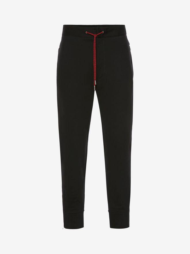 ALEXANDER MCQUEEN Double-Faced Sweatpants Pants U f
