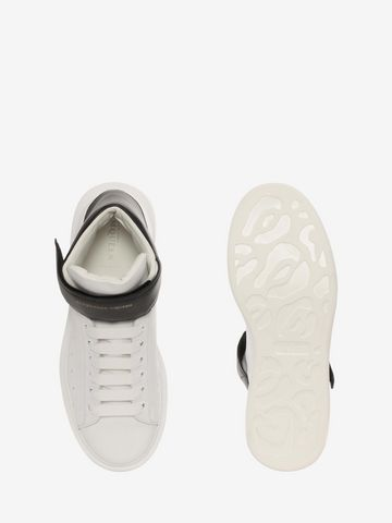 ALEXANDER MCQUEEN High Top Oversized Sneaker HIGH TOP OVERSIZED SNEAKER Man e