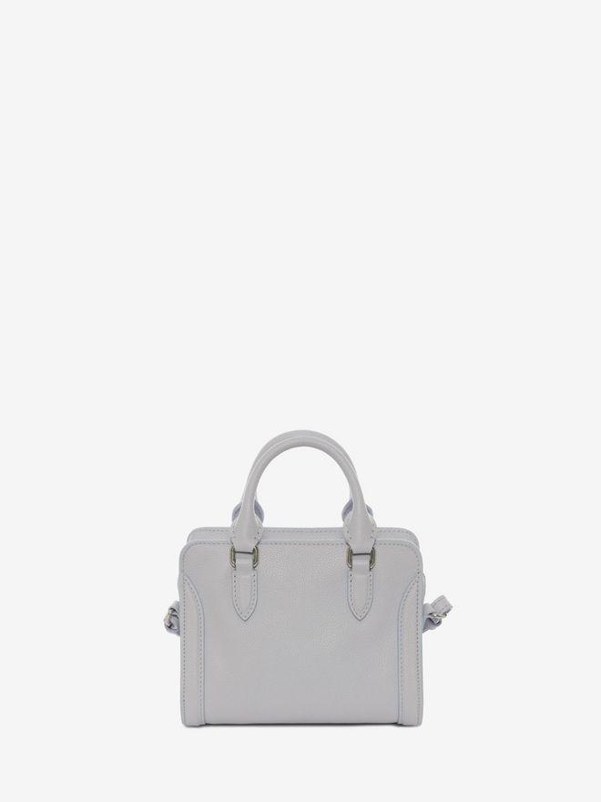 ALEXANDER MCQUEEN Grain Calf Mini Padlock Shoulder Bag Padlock Mini D d