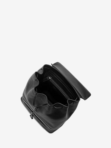 ALEXANDER MCQUEEN Calf Leather Back Pack Backpack D a
