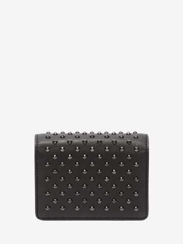 ALEXANDER MCQUEEN Mini Skull chain satchel Shoulder Bag Woman d