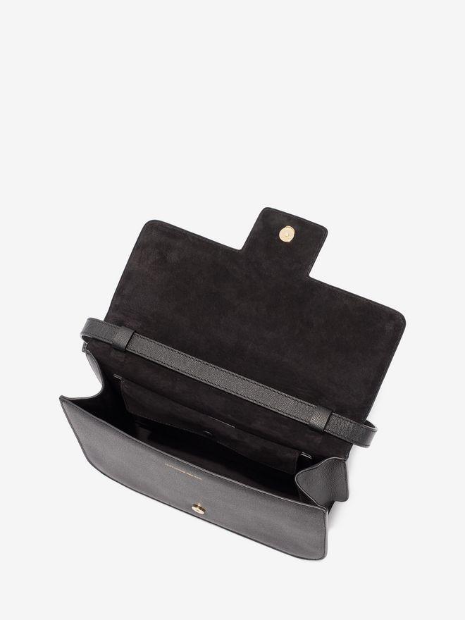 ALEXANDER MCQUEEN Insignia large satchel Top handles D e